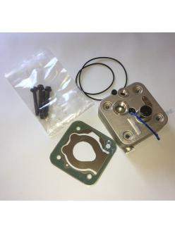 Головка компрессора ОМ 906, ОМ 904 /Mercedes OM 906 LA, OM 904 LA