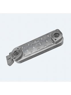 Масляный радиатор ОМ 366, теплообменник Mercedes OM 366
