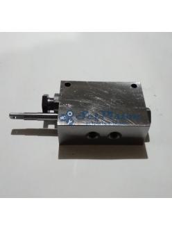 Тормозной дроссельный клапан УН-053 /UN-053
